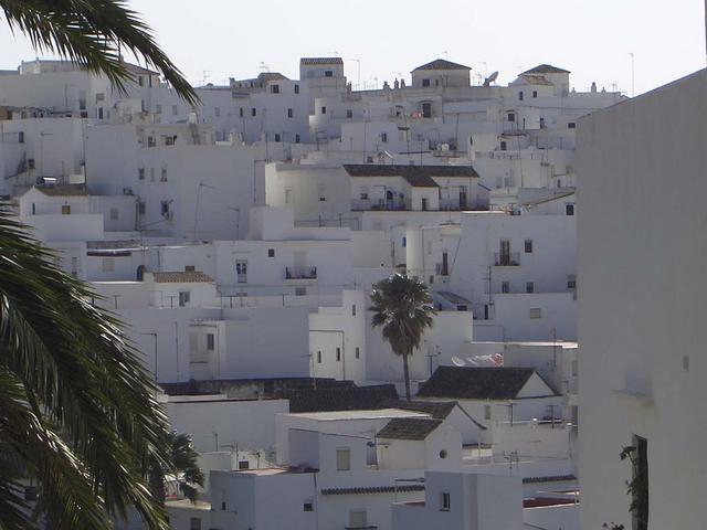 White Towns, Andaluzia