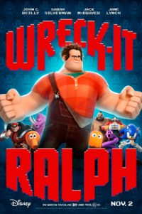 Poster for 2013 animated film Wreck-It Ralph