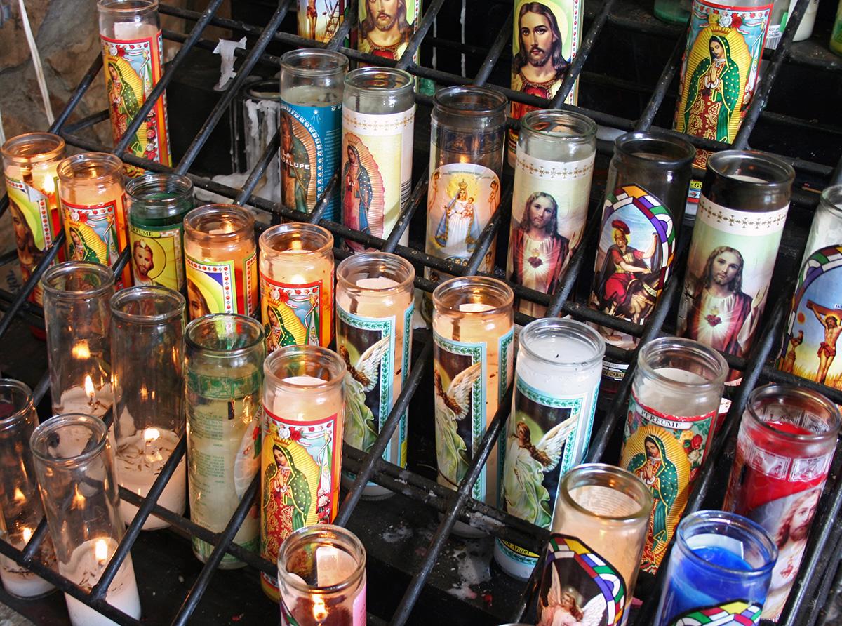 votive candle wikipedia