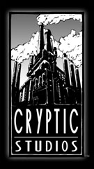 Cryptic Studios logo, 2000–2007