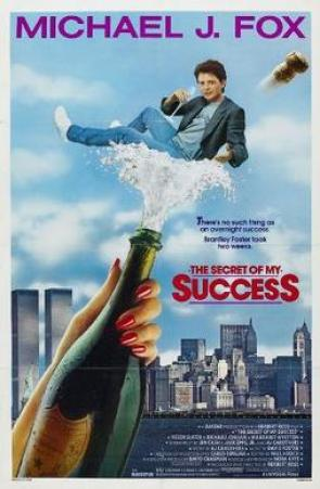 Film poster for The Secret of My Succe$s - Cop...