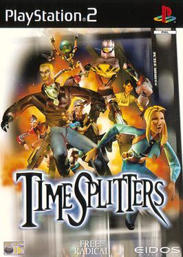 Timesplitters Wikipedia