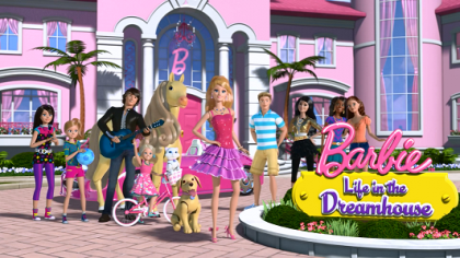 Barbie Dream House Pictures 6