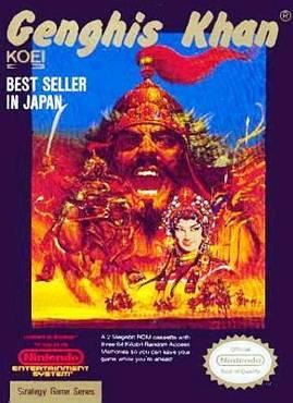 Genghis Khan (video game)