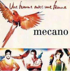 Mecano - Une femme avec une femme