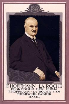 Fritz Hoffmann La Roche Wikipedia