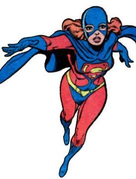 Superwoman (Kristin Wells)