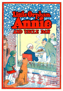Cover of Cupples & Leon strip collection (1933)