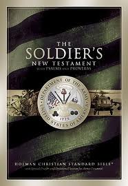 """The """"Soldier's New Testament,"""" part ..."""