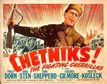Chetniks The Fighting Guerrillas Wikipedia
