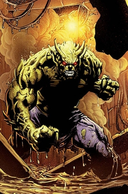 Ultimate Green Goblin.