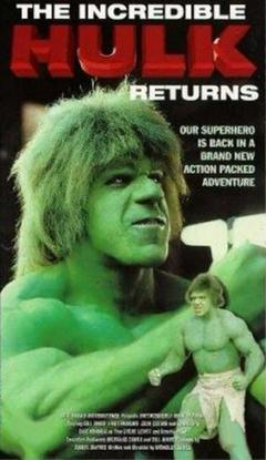 The Incredible Hulk Returns