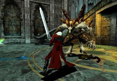Dante contro un Caprone Infestato