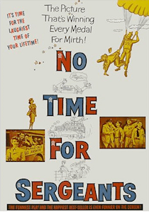 No Time for Sergeants (1958 film)