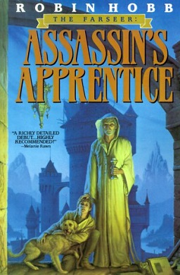 First edition cover image by John Howe