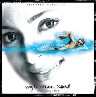 My Brother ... Nikhil Bollywood film poster