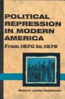 Political Repression in Modern America from 18...
