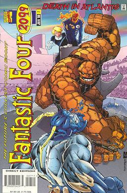 Fantastic Four 2099 Wikipedia