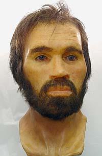 Reconstruction of Lindow Man