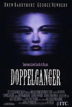 Film poster for Doppleganger - Copyright 1993,...