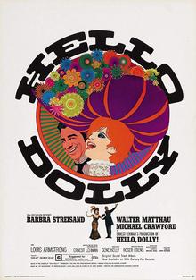 hello dolly film wikipedia