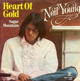 Album cover of Heart of Gold/Sugar Mountain by Neil Young
