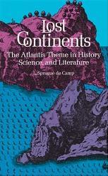 Lost Continents by L. Sprague de Camp, Dover P...