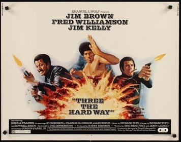 Image result for 3 the hard way stars photo