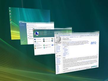 KWin FlipSwitch in Windows Vista