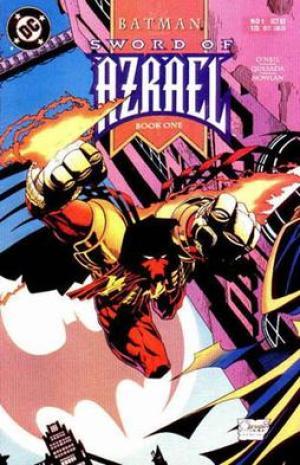 Azrael (comics)