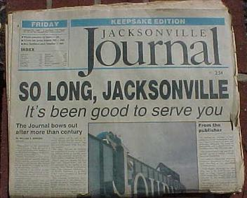 Jacksonville Journal Wikipedia