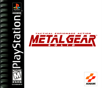 Image:Metal Gear Solid cover art.png