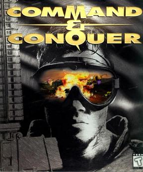 Command & Conquer is a 1995 real-time strategy video game developed by Westwood Studios