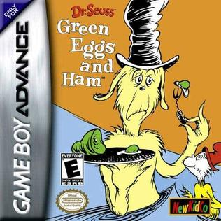 green eggs and ham # 47