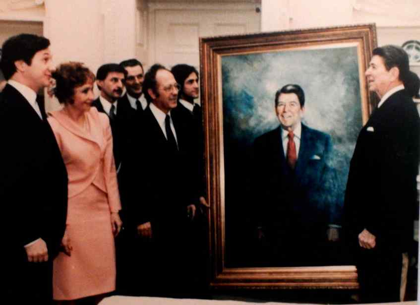 Image result for free to use image of ronald reagan
