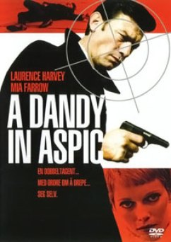 Image result for A DANDY IN ASPIC POSTER