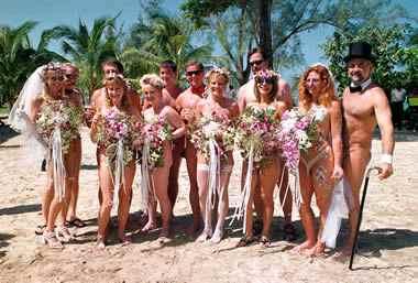 hedonism nude beach women