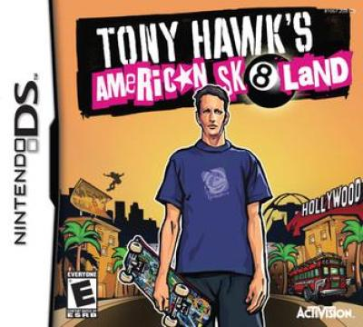 Afbeeldingsresultaat voor Tony Hawk's American Sk8land