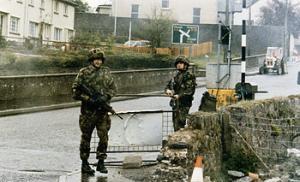 British Army roadblock 1988.jpg