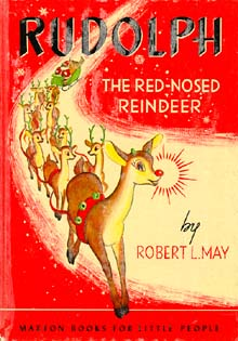 Cover of one of the books of the Robert L. May...