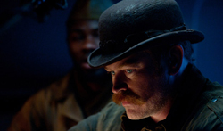 Neal McDonough as Dum Dum Dugan as depicted in...