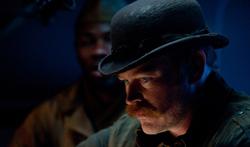 Neal McDonough as Dum Dum Dugan as depicted in...