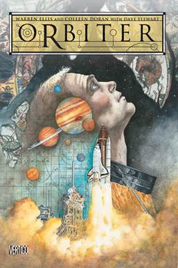 Orbiter is a graphic novel involving space tra...