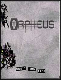 Cover of the Orpheus book.