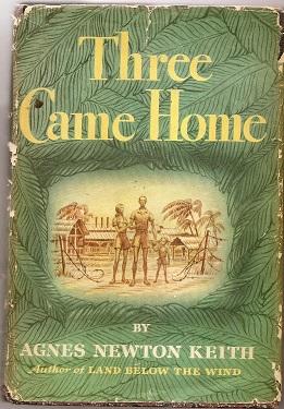 Three Came Home Book Wikipedia