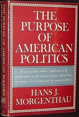 The Purpose Of American Politics Wikipedia