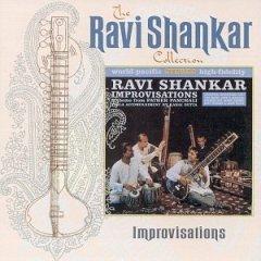 Improvisations (Ravi Shankar album)