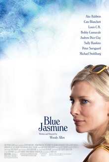 Blue Jasmine by Woody Allen