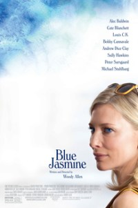 Poster for 2013 dramedy Blue Jasmine