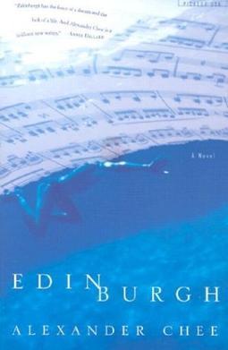 Cover of Edinburgh by Alexander Chee